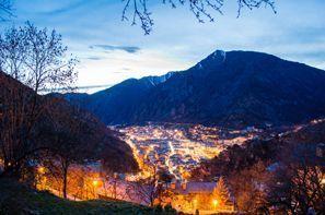Autovermietung Andorra La Vella, Andorra
