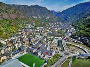 Mietwagen Andorra