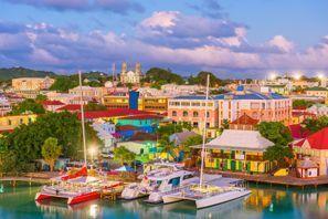 Autovermietung St. Johns, Antigua