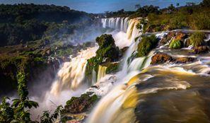 Autovermietung Iguazu, Argentinien