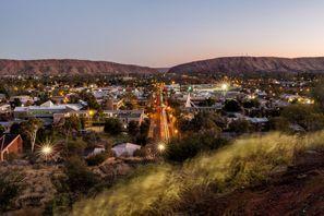 Autovermietung Alice Springs, Australien