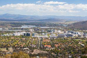 Autovermietung Canberra, Australien