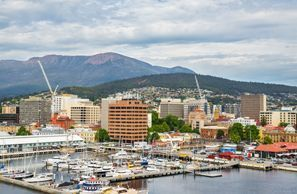 Autovermietung Hobart, Australien