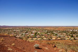 Autovermietung Newman, Australien