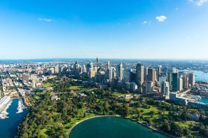 Autovermietung Parramatta, Australien