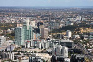 Autovermietung South Melbourne, Australien