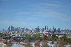 Autovermietung West Melbourne, Australien