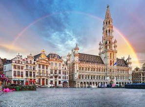 Autovermietung Brüssel, Belgien