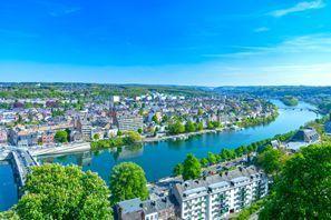 Autovermietung Namur, Belgien