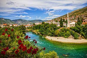 Autovermietung Mostar, Bosnien