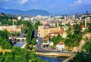 Autovermietung Sarajevo, Bosnien