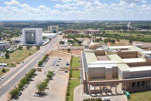 Autovermietung Gaborone, Botswana