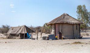 Autovermietung Maun, Botswana