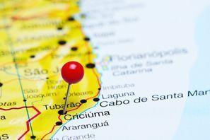Autovermietung Criciuma, Brasilien