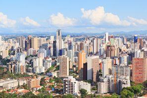 Autovermietung Curitiba, Brasilien