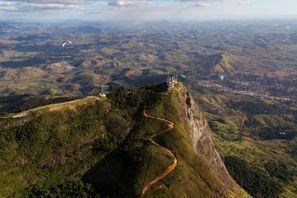 Autovermietung Guanhaes, Brasilien