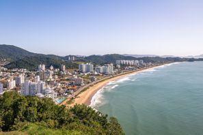 Autovermietung Itajai, Brasilien