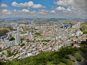 Autovermietung Juiz de Fora, Brasilien