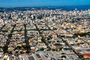 Autovermietung Osvaldo Aranha, Brasilien