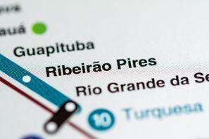 Autovermietung Ribeirao Pires, Brasilien