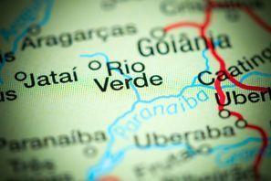 Autovermietung Rio Verde, Brasilien
