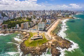 Autovermietung Salvador, Brasilien