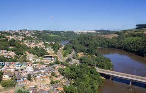 Autovermietung Telemaco Borba, Brasilien