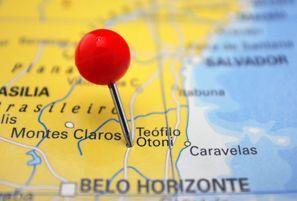Autovermietung Teofilo Otoni, Brasilien