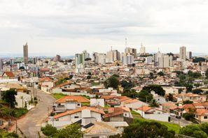 Autovermietung Varginha, Brasilien