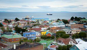 Autovermietung Punta Arenas, Chile