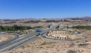 Autovermietung Vallenar, Chile
