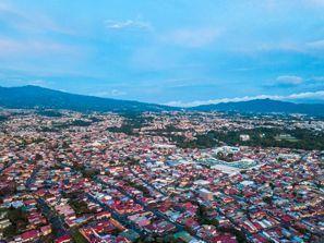 Autovermietung Escazu, Costa Rica