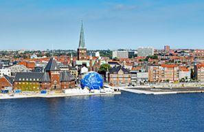 Autovermietung Aarhus, Dänemark