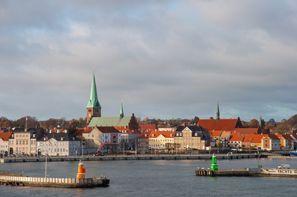 Autovermietung Helsingoer, Dänemark