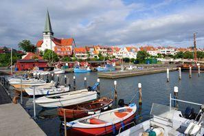 Autovermietung Roenne, Dänemark