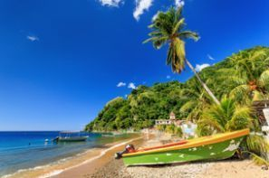 Mietwagen Dominica