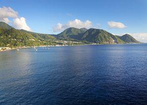 Autovermietung Canefield, Dominica