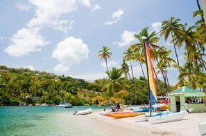 Autovermietung Marigot, Dominica
