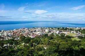 Autovermietung Roseau, Dominica