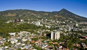 Autovermietung San Salvador, El Salvador