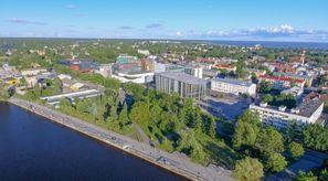 Autovermietung Parnu, Estland