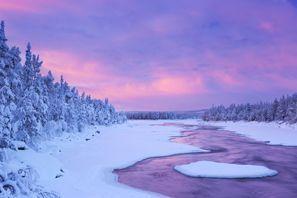 Autovermietung Muonio, Finnland
