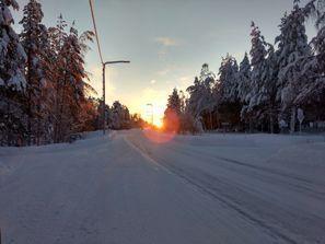 Autovermietung Pello, Finnland