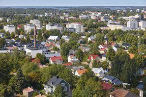 Autovermietung Rauma, Finnland