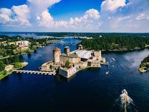 Autovermietung Savonlinna, Finnland