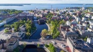 Autovermietung Tampere, Finnland