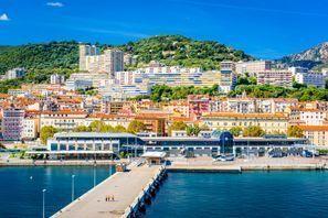 Autovermietung Ajaccio, Frankreich - Korsika