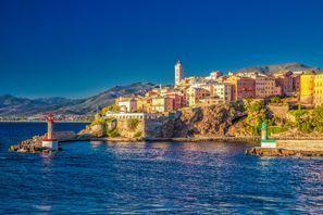 Autovermietung Bastia, Frankreich - Korsika