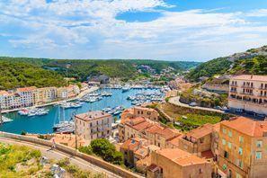 Autovermietung Bonifacio, Frankreich - Korsika