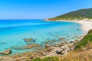 Autovermietung lle-Rousse, Frankreich - Korsika